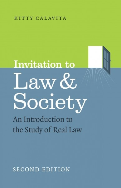 Invitation To Law And Society, Second Edition Ebook By Kitty