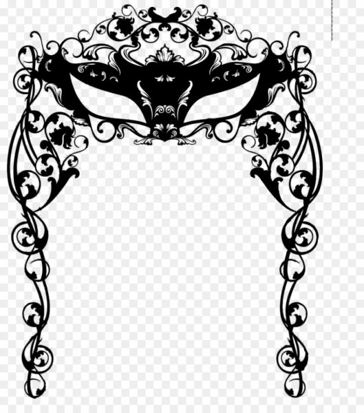 Wedding Invitation Masquerade Ball Mask