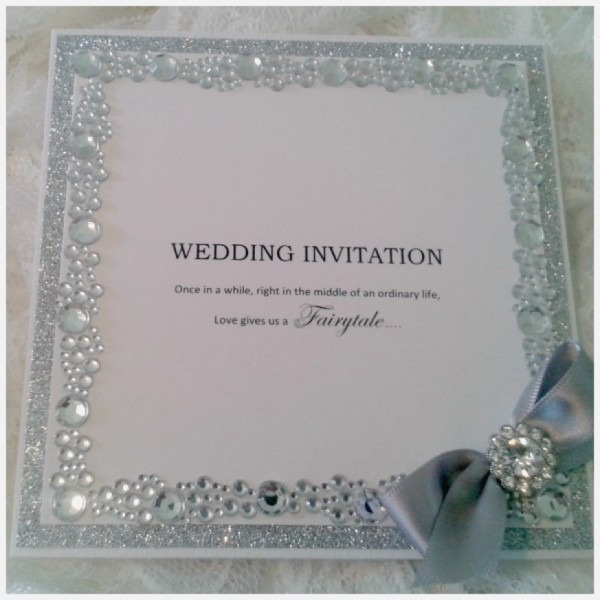 Luxury Wedding Invitations Unique Crystal Elegance Crystal Couture