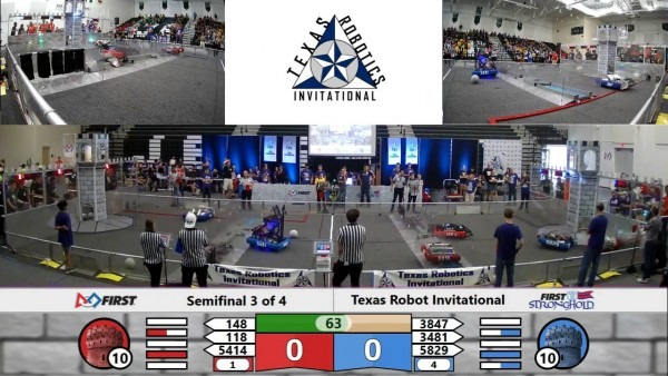 Sf1m2 2016 Texas Robotics Invitational