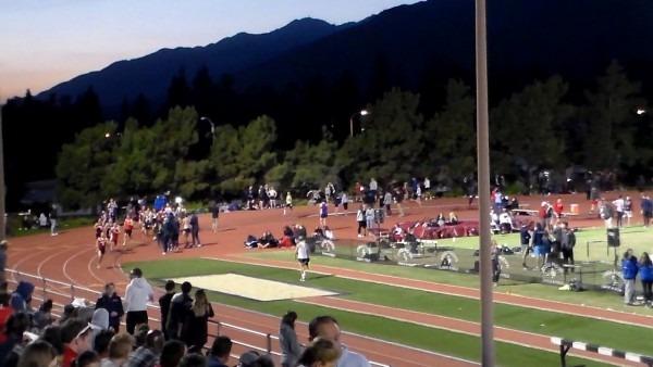 Men's 1500m Heat 6