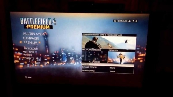 Battlefield 4 How To Invite Friends On Xbox One