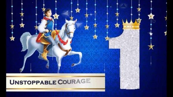 Royal Prince Whatsapp Birthday Party Invitation For Boy