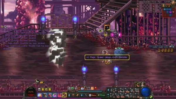 How To Use   Setitem And   Setcharacter In Dfo