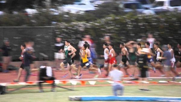 Men's 1500m Heat 7