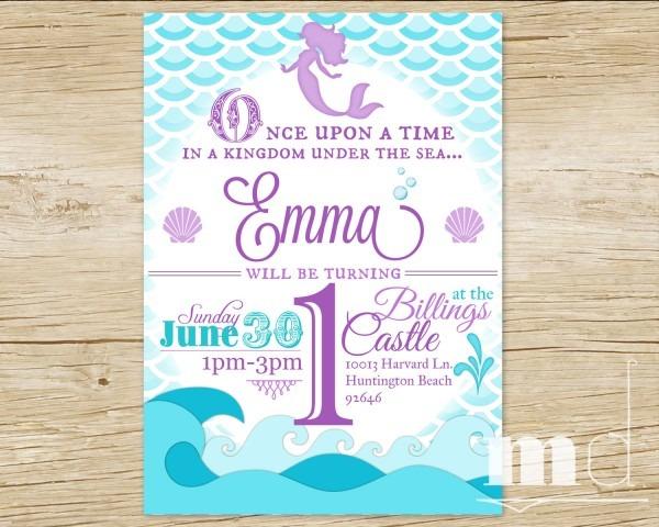 Fantastic First Birthday Invite Ideas Embellishment