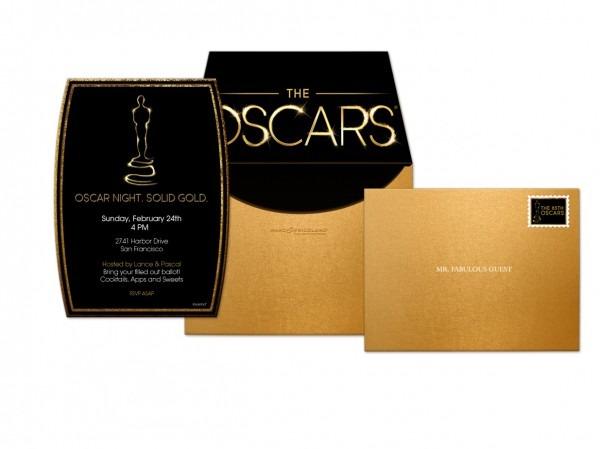 Oscar Envelope And Winners' Announcement Card Designer Marc Friedland