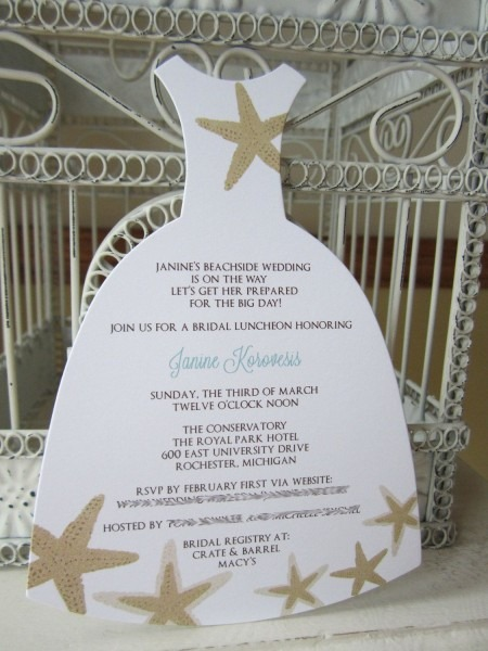 Michaels Bridal Shower Invitations