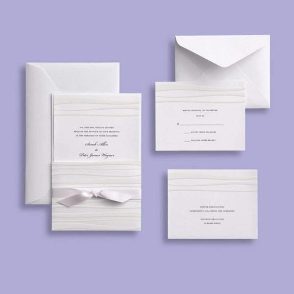 Michaels Wedding Invitations