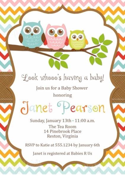 Baby Boy Shower Invitations Etsy