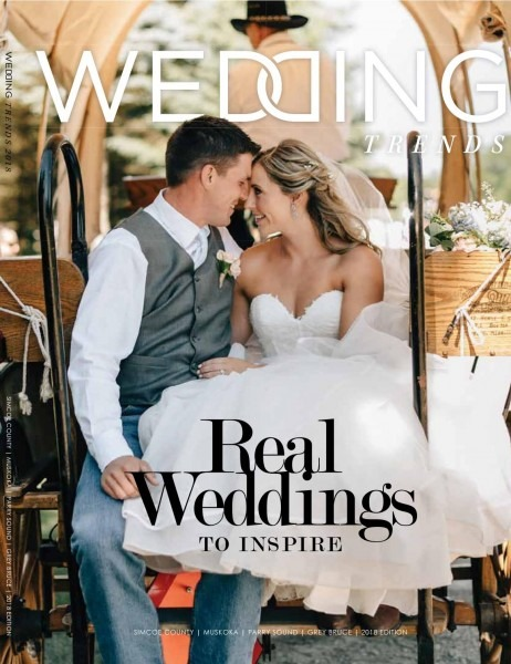 Wedding Trends 2018 By Goodlife Magazine