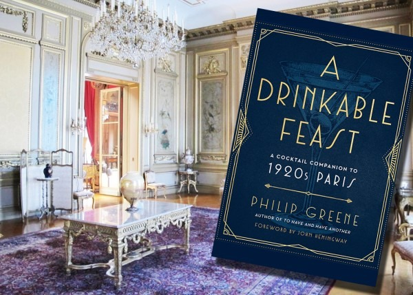 Invite  Perry Belmont House To Host Cocktail Seminar And Philip