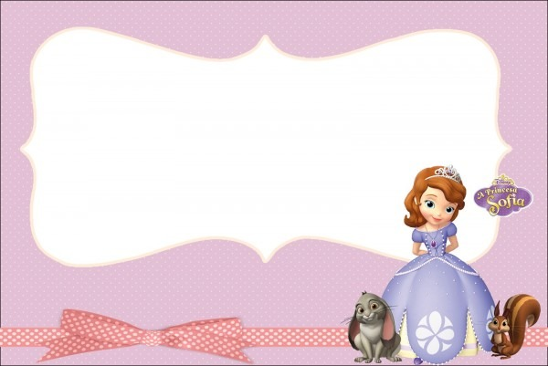 Sofia The First Birthday Spectacular Princess Sofia Party Invites