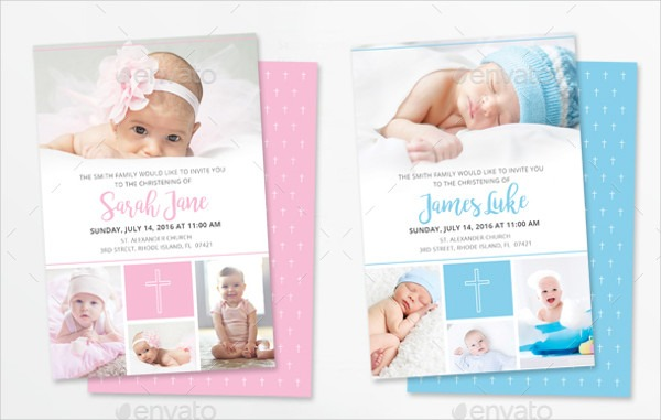 Baptism Templates Photoshop