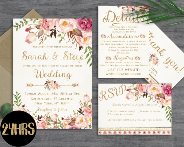 Printable Paper For Invitations