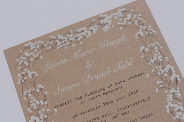 Printing Your Own Wedding Invitations How To Design Foil Invite Co