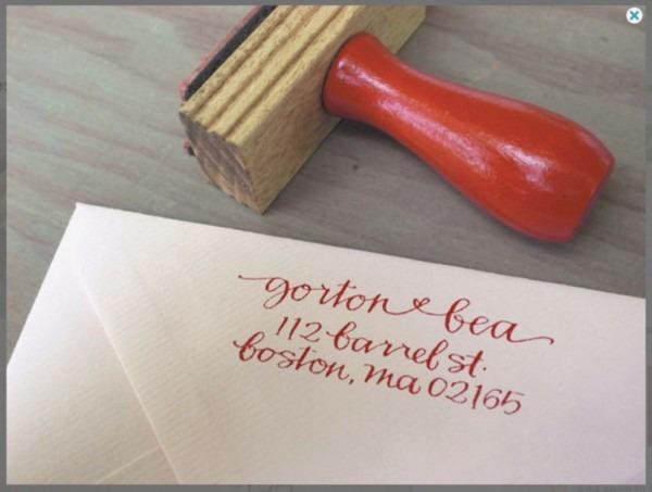 Return Address Labels For Wedding Invitations Etiquette