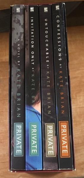Private  A Private Collection Set; Vols  1