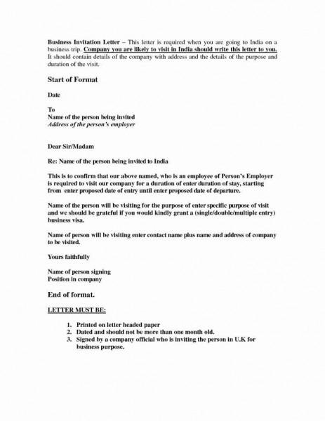 Formal Letter Format In Usa Fresh Invitation Letter For Visa Usa