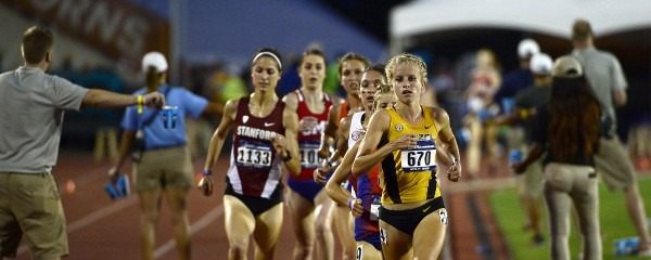 Schweizer Sets 10,000m School Record At Stanford Invitational