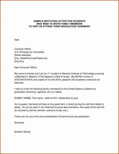 Sponsor Letter For Student Or Visa Sample With Plus Australian