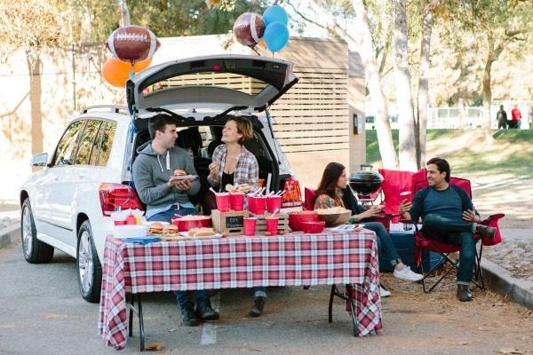Game On  Tailgate Party Guide