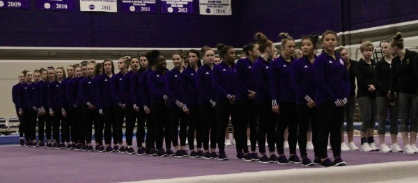 Gymnastics Wins John Zuerlein Invitational At Uw