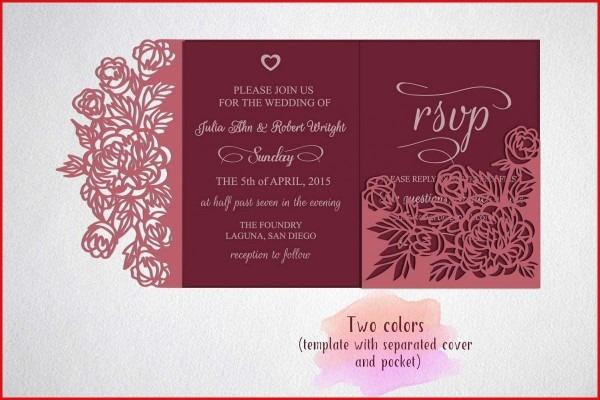 Wedding Program Papers Trifold Wedding Program Celo Yogawithjo Co