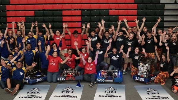 Texas Robotics Invitational – Frc3005