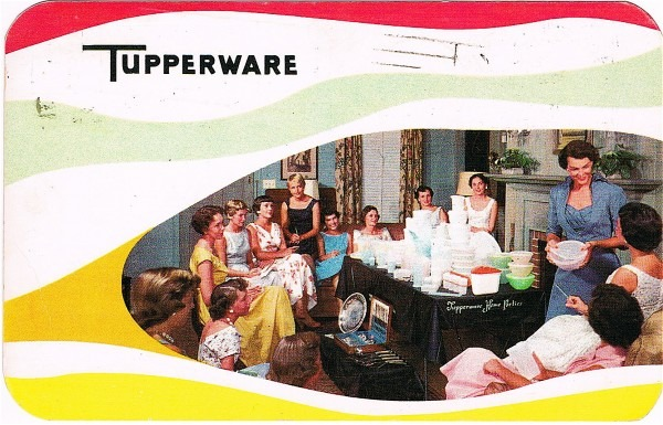 Tupperware – Is It All About The Party