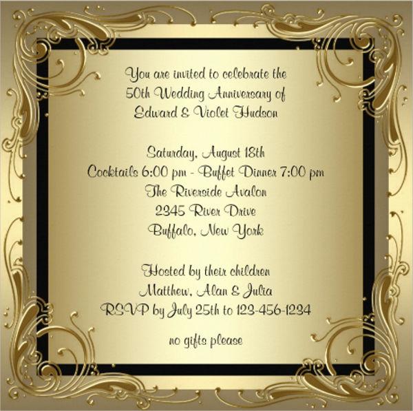 Invite Card Template