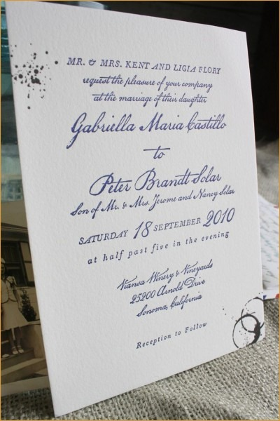 New Wilton Printable Wedding Invitations