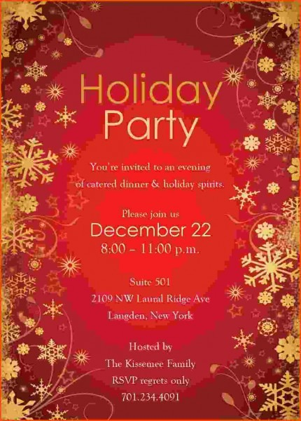009 Party Invitation Templates For Word Invitations Template Net