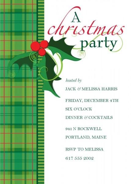 025 Christmas Party Invitationate Invitationsates Download Dinner