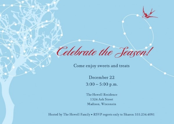 027 Free Email Invitation Template Holiday Party Templates Fresh