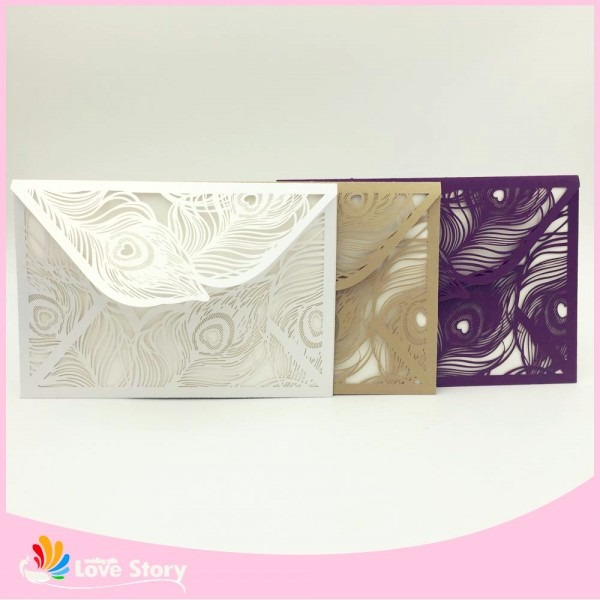 10sets Wedding Favors And Gifts Wedding Invitation Card Laser Cut