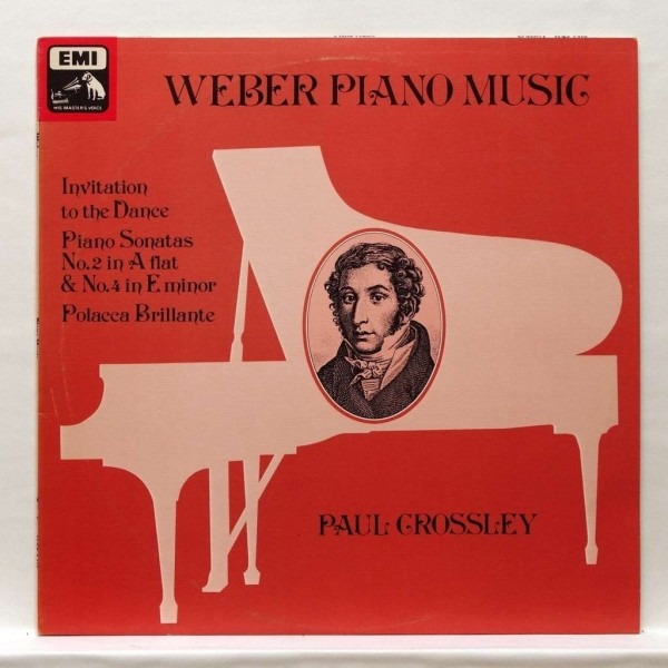 Weber   Invitation To The Dance Op 65   Piano Sonata No 4 Op 70