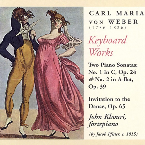 Tidal  Listen To Weber  Invitation To The Dance   Piano Sonatas
