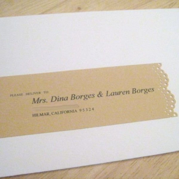 13 Address Etiquette Invitation Return Wedding