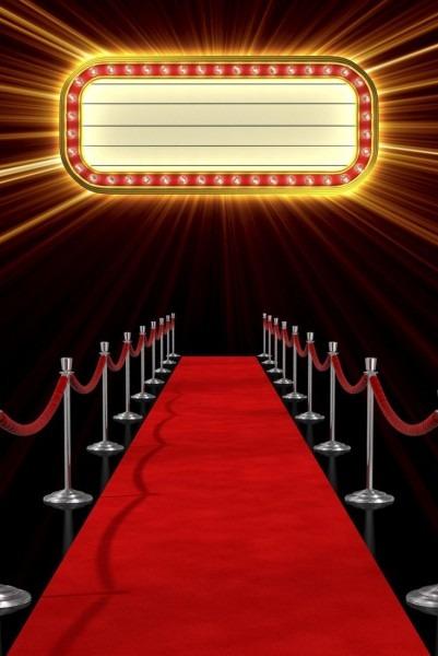 Red Carpet Invitation Template Free – Plus Invitation