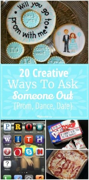 Prom  21 Crazy And Creative Ways To Ask – Tip Junkie