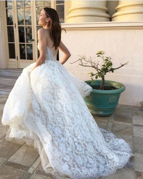 "Monique Lhuillier Bride On Instagram  ""happiness"