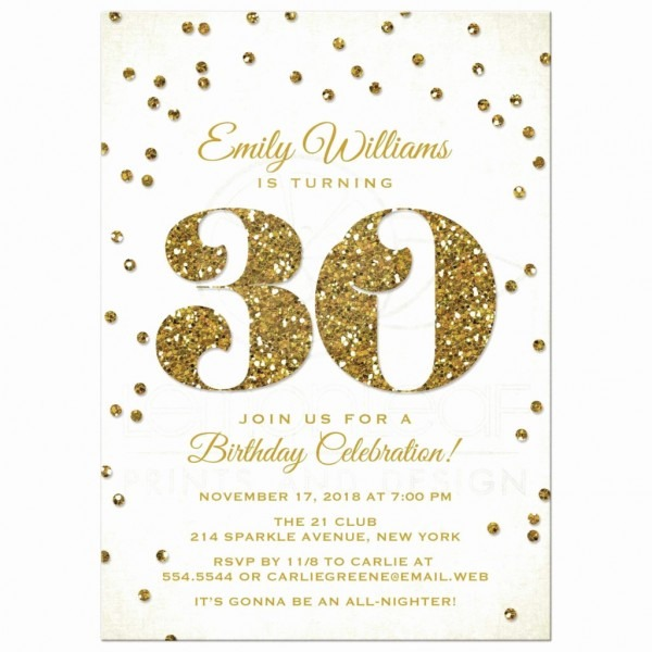 30th Birthday Invitation Wording From Mytweetcloud Is Exquisite