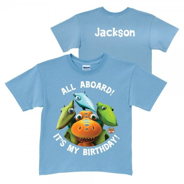 Dinosaur Train Personalized Shirt! Adorable For A Dinosaur Train