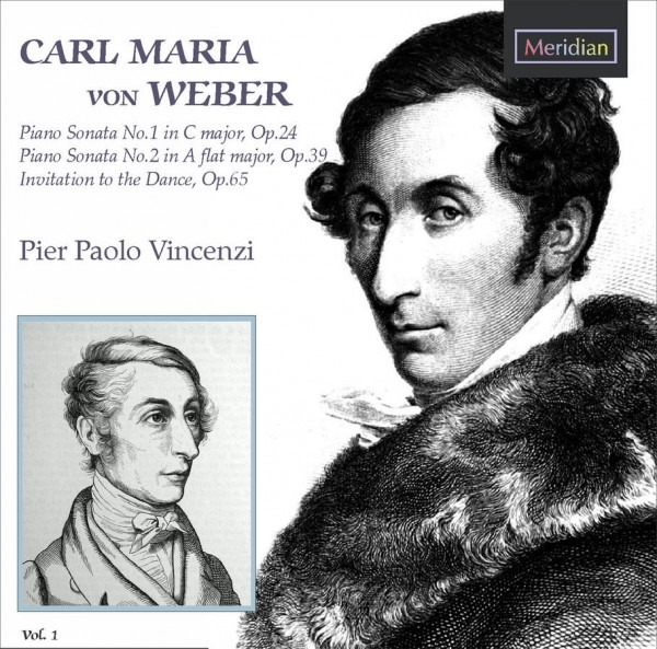 Weber  Piano Sonatas Nos  1