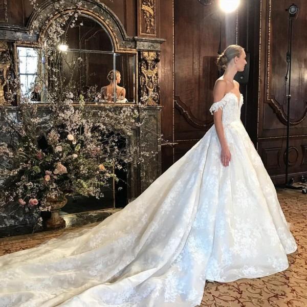 Perfection 💕  Mlbride  Wedding  Bridal  Josephine