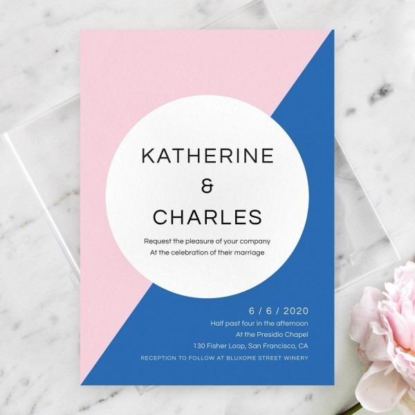 Wedding Invitation Wording  Formal, Modern & Fun