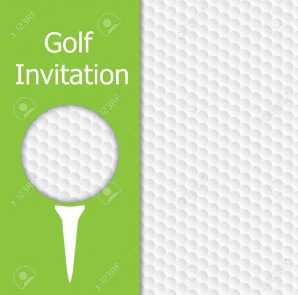 Golf Tournament Invitation