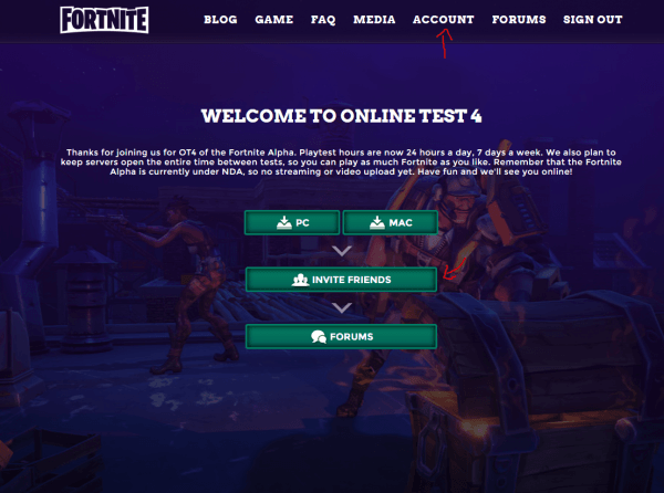 How Can I Tell If I Have Invites    Fortnite