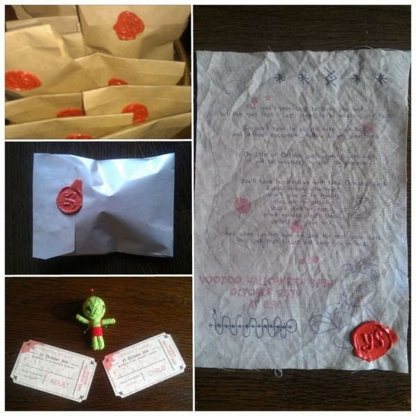 My+invitations+are+at+last+ready+for+our+voodoo+themed+party +my+